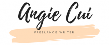 Angie Cui – Freelance Writer